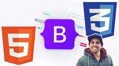 Imágen de Curso de HTML, CSS, Flexbox, Bootstrap 5, Sass, Git y Github