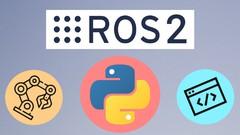 ROS2 Robotics Developer Course - Using ROS2 In Python