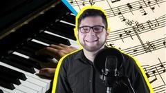 Imágen de PIANO CURSO 2: ACORDES COMPLEJOS Y MÁS