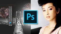 Imágen de Curso de Adobe Photoshop. ¡Desde iniciación a experto!
