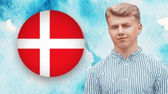 Learn Danish for Beginners: Master Danish in 300 Lessons - UdemyFreebies.com