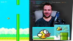 Flappy Bird - Full FREE Course HTML, CSS3 and ES6 JavaScript - UdemyFreebies.com