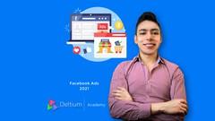 Imágen de Facebook Marketing 2021: Domina Facebook Ads