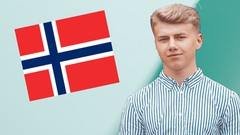 Learn Norwegian for Beginners in 150 Lessons (A1 & A2 Level) - UdemyFreebies.com