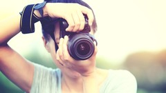 Digital Photography for Beginners with DSLR cameras