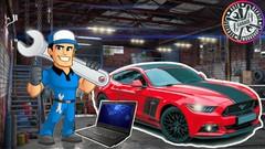Car Repair - Auto Repair & Tuning - Auto Technician Training
