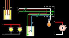 Imágen de Electricidad: Diagramas de Conexión Eléctrica (Residencial)