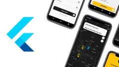 Imágen de Crea una APP como UBER para IOS y Android con Flutter