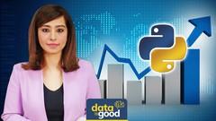 Time Series Analysis in Python. Master Applied Data Analysis - UdemyFreebies.com