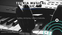 Imágen de Teoria basica de la musica
