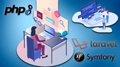 Imágen de Programación Web desde 0 con PHP8, Mysql, Laravel y Symfony.