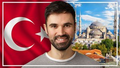 Complete Turkish Course: Learn Turkish for Beginners - UdemyFreebies.com