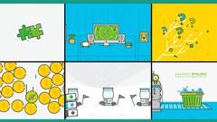 Making a Flat Motion Graphics Project - UdemyFreebies.com