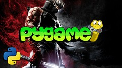 Game Development with PyGame    Real World Games - UdemyFreebies.com