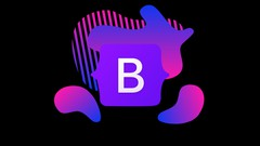 Bootstrap 5 with 2 projects in Hindi || Urdu - UdemyFreebies.com