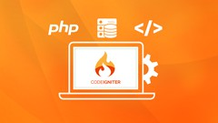 CodeIgniter 4: Create Web Applications using PHP and MySQL | [LQ] - UdemyFreebies.com