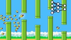 Flappy Bird NEAT AI - UdemyFreebies.com