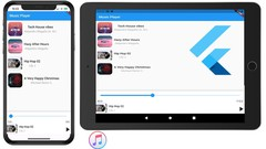 Flutter Music Player App with State Management from Scratch - UdemyFreebies.com