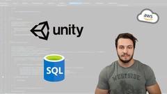 Unity + SQL Databases Player Management Leaderboards + More!
