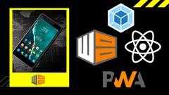 React Progressive Web App With Workbox and Webpack Tutorial - UdemyFreebies.com