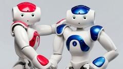 Humanoid Robot Animation - UdemyFreebies.com