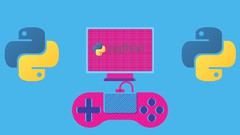 The Art of Doing: Video Game Creation With Python and Pygame - UdemyFreebies.com