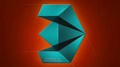 3D Studio Max:  Espacios arquitectónicos