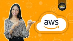 Amazon Web Services (AWS)  - Master Amazon Cloud Platform - UdemyFreebies.com