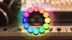 Use Circle of 5ths to play piano - Practice piano in 12 Keys Effortlessly!  Learn only ONE new chord …