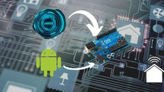 Home Automation using Arduino, Smart Phone App and JARVIS AI - UdemyFreebies.com