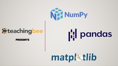 NumPy, Pandas, Matplotlib in Python for Machine Learning - UdemyFreebies.com