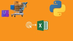Data Project with Beautiful Soup - Web Scraping E-Commerce - UdemyFreebies.com