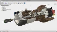 Curso Aprende Fusión 360 CAD CAM 3D con Superficies Avanzadas