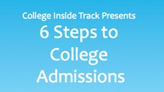 Students and parents walk through the essential steps to prepare and apply for college.