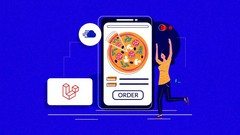 Project with laravel: pizza ordering web application - UdemyFreebies.com