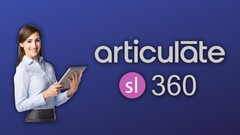 Create Articulate Storyline 360 eLearning Course || Mastery - UdemyFreebies.com
