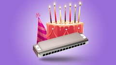 Amaze your friends and family by whipping out a harmonica and wishing them a Happy Birthday - …
