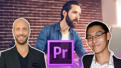 The Complete Adobe Premiere Pro CS6 Course For Beginners
