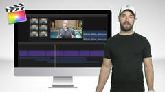Learn how to use Final Cut Pro X 10.3 (FCPX) video editing software to create awesome content for …