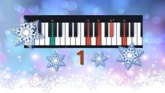 """Play Christmas Song - Play """"White Christmas"""" with my arrangement with Piano Runs & Fills.  25+ …"""