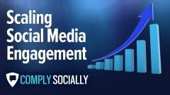 Scaling Social Media Engagement