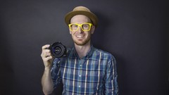 Create professional looking videos on a budget (with your own DIY home studio)