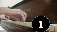 Playing Piano:  Play Chords and Popular Pieces Vol.I