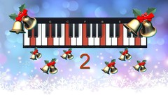 Learn 4 Chord Method to reharmonize Silver Bells & play 24 Dreamy piano techniques - play jazzy …
