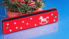 Instant Harmonica - Christmas; play Jingle Bells part 2 now!