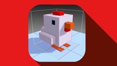 3D Pixel Art for non artist. Crossy Road Modeling. Unity 3D