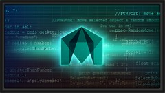 Learn the basics of scripting for Autodesk's Maya using both MEL and Python