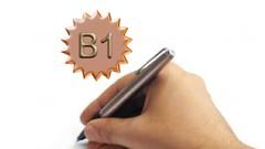 Pass Cambridge English B1 Writing