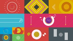 Learn how to create stunning motion graphic & advertising videos using After Effect with project …