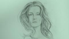 Lerne Zeichnen Lite | Du beginnst, ein Portrait zu zeichnen - KostenloseKurse.com